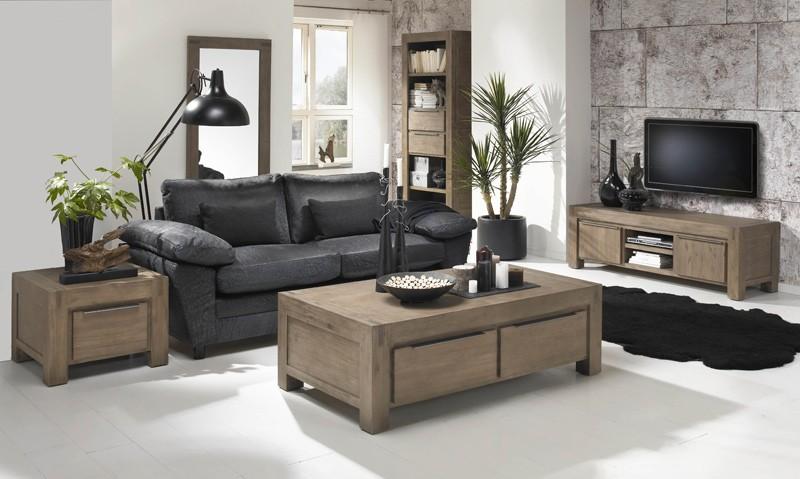 TV-bord til fladskærm - stående og væghængt - 8 forslag