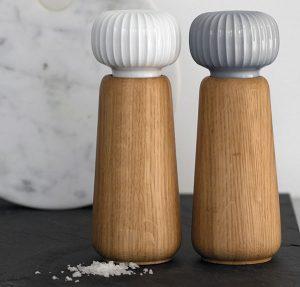 Salt og peberkværn - 17 salt og pebersæt der klæder bordet