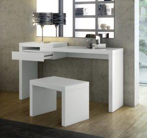 konsolbord 23 flotte og unikke konsolborde til hjemmet. Black Bedroom Furniture Sets. Home Design Ideas