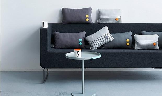 sofapuder Sofapuder til blød hygge   10 pyntepuder i moderne design sofapuder