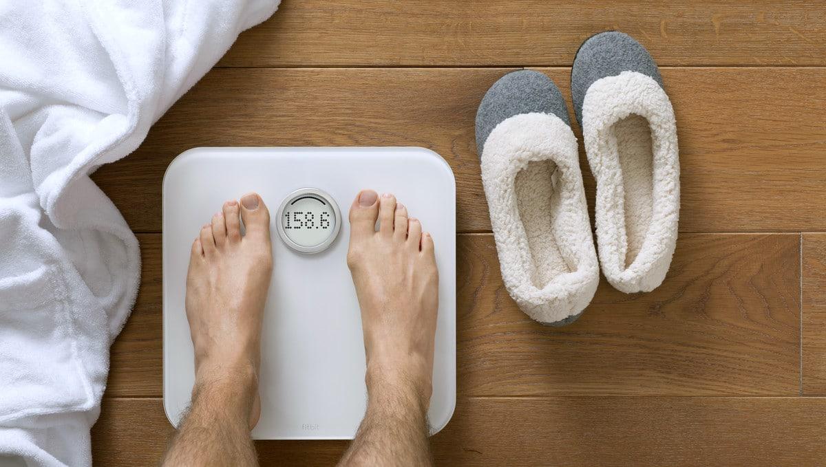 elektronisk vægt fedtprocent