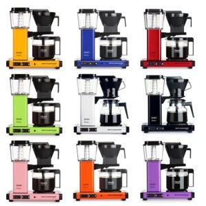 Moccamaster-Kaffemaskine-Farver