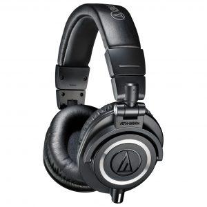 Audio-Technica-ATH-M50X-Hovedtelefoner