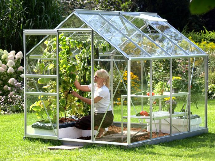 Ungdommelig Lille drivhus – 10 geniale små drivhuse til altanen eller den IA-18