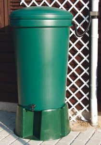 Regnvandsopsamlingsanlaeg