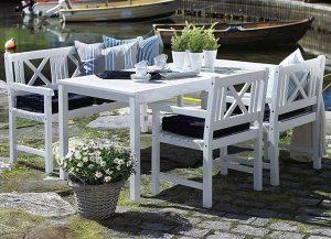 Amalienborg-Havemoebelsaet