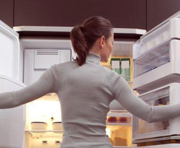 Amerikaner Køleskab med Side by Side døre