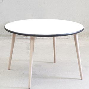 Spisebord plade på mål