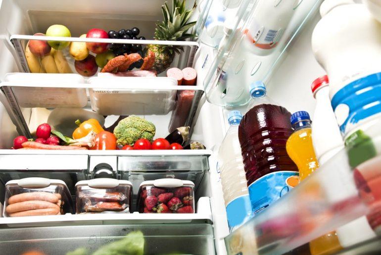 Køle-fryseskab Test