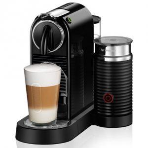 Nespresso-Citiz-Milk-Kapselmaskine