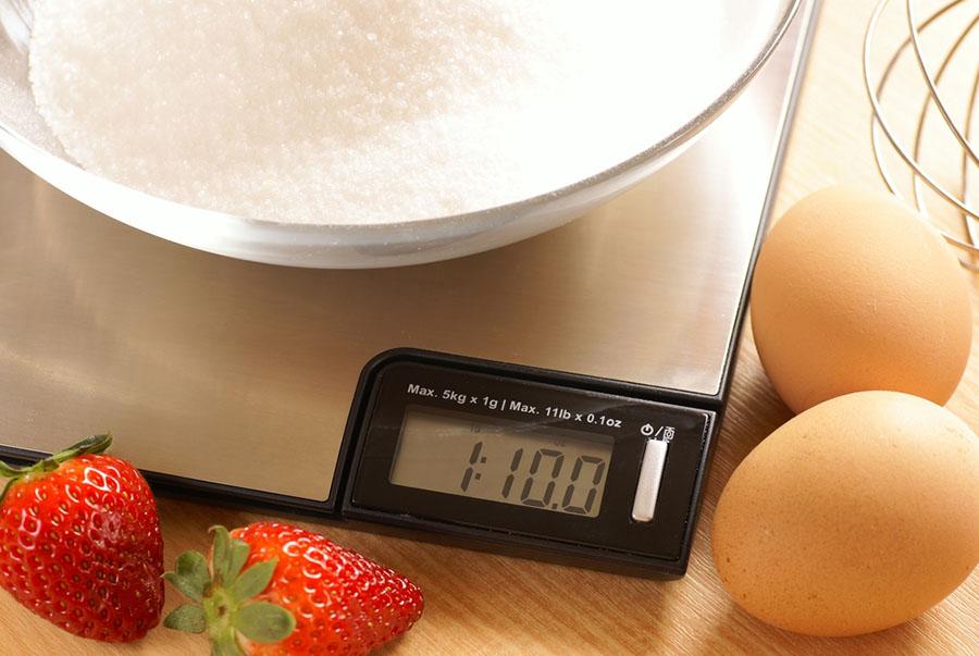 køkkenvægt bedst i test