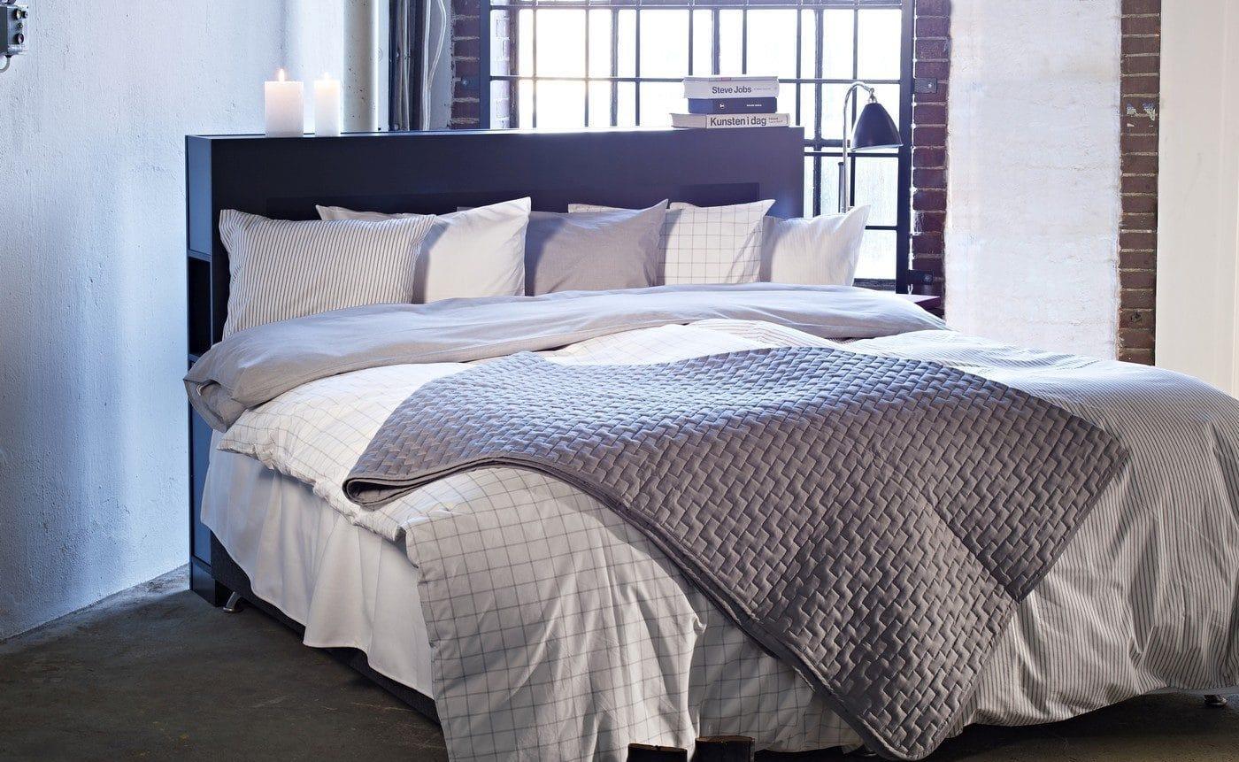 Sengegavl - 9 sengegavle til et smukt soveværelse