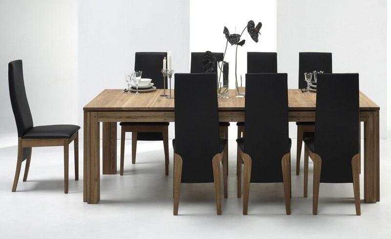 Langbord inspiration - 8 store spiseborde i flot design