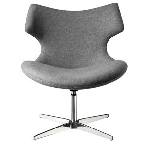 Drejestol i stof eller læder - 15 smarte stole til stuen eller ...
