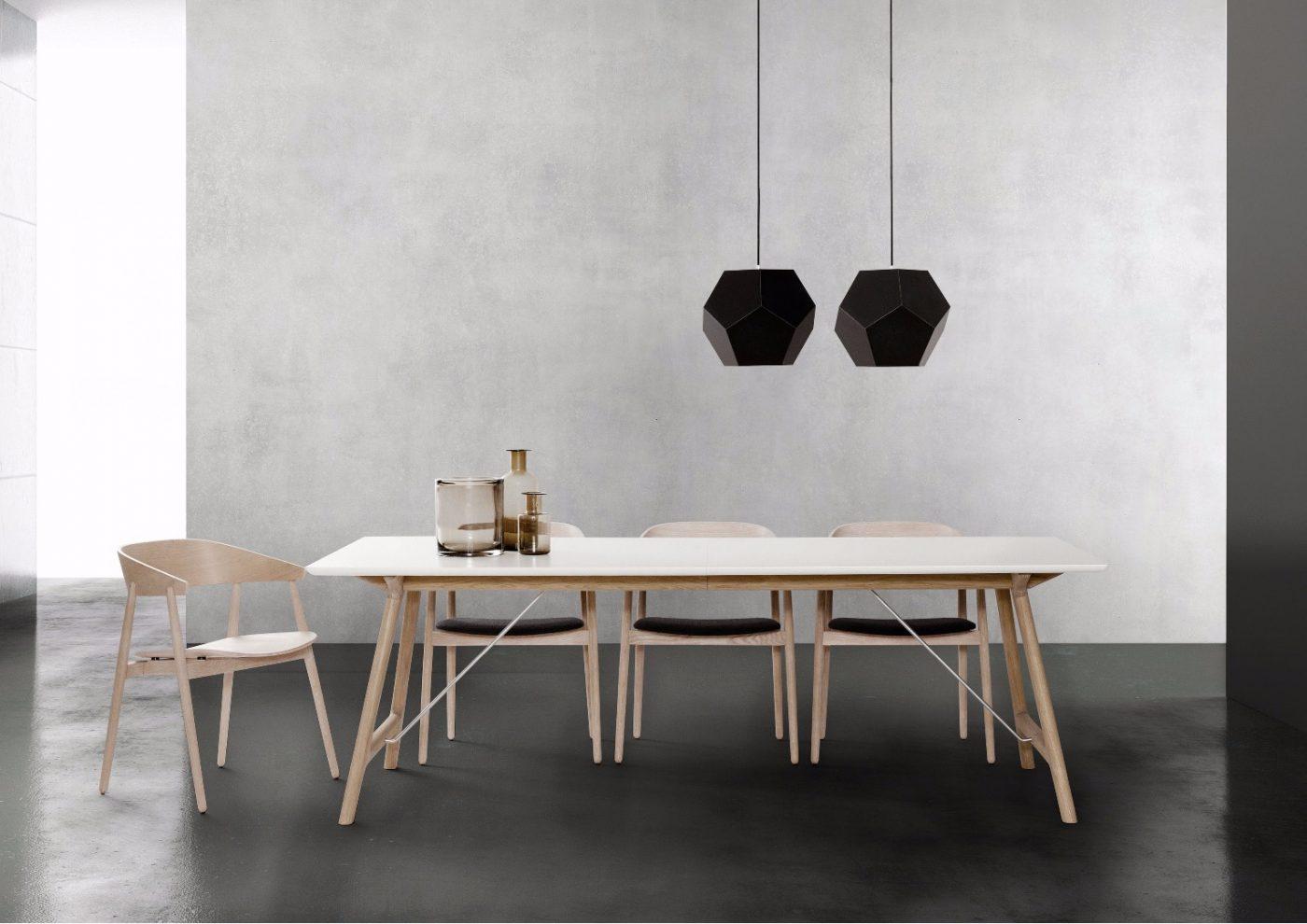 spisebord 90 cm bred