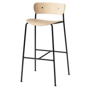 barstol med ryg