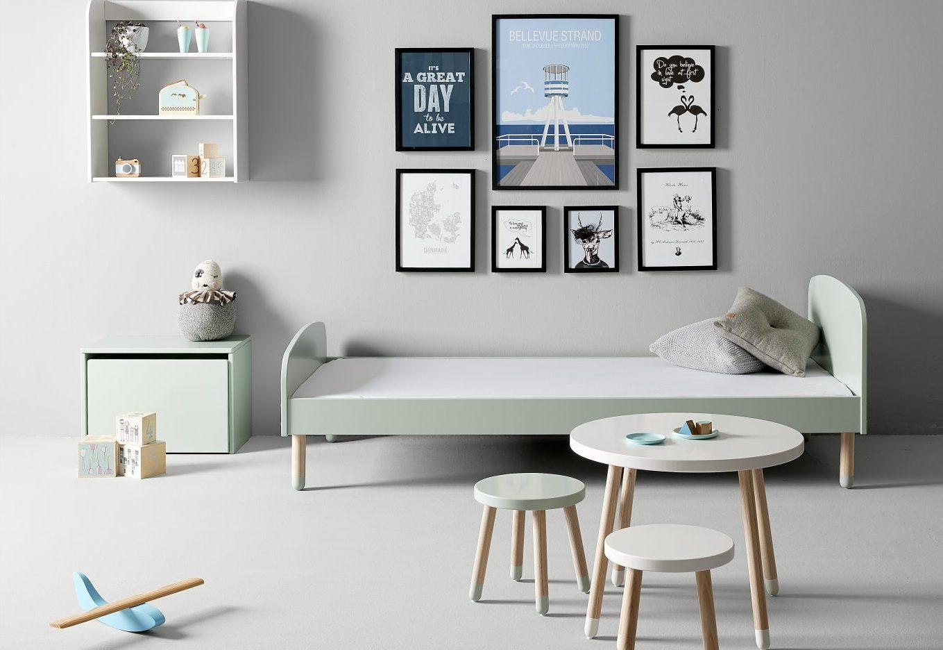 Moderne Flexa seng: 12 af de bedste Flexa senge til store og små børn JC96