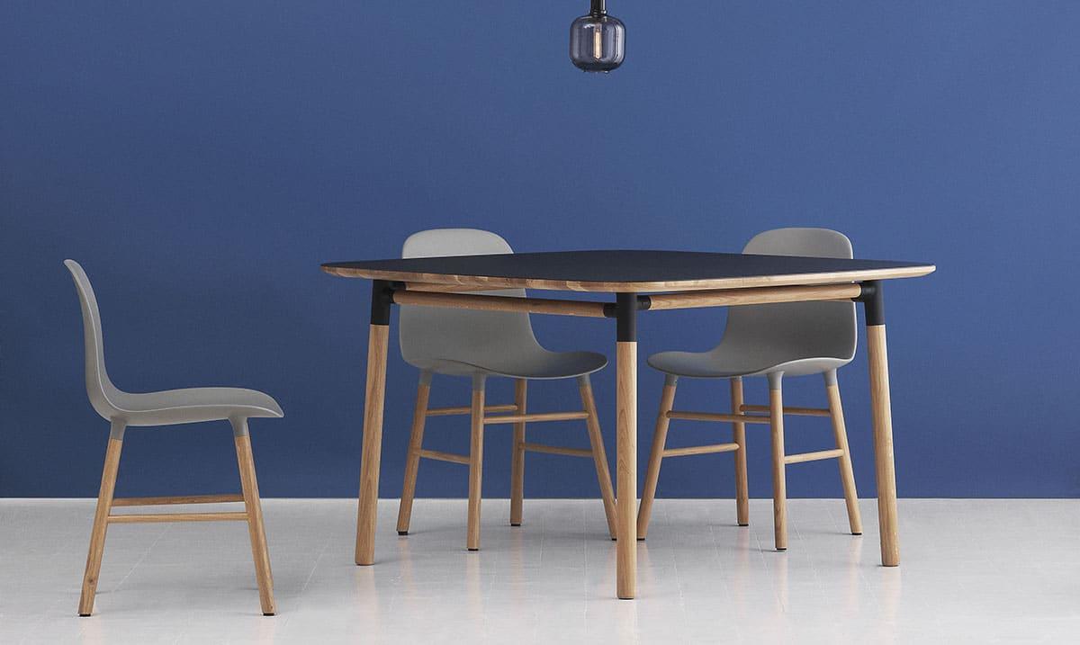 Spisebord med karakter - 25 middagsborde i moderne design