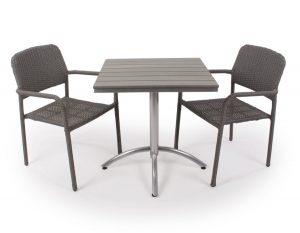 Fantastisk Cafesæt - 17 smukke sæt i træ, jern eller polyrattan til hyggehjørnet MM53