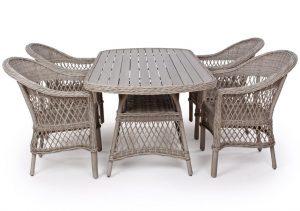 Sensationelle Polyrattan havemøbler - 15 flotte og vedligeholdelsesfrie sæt XH76