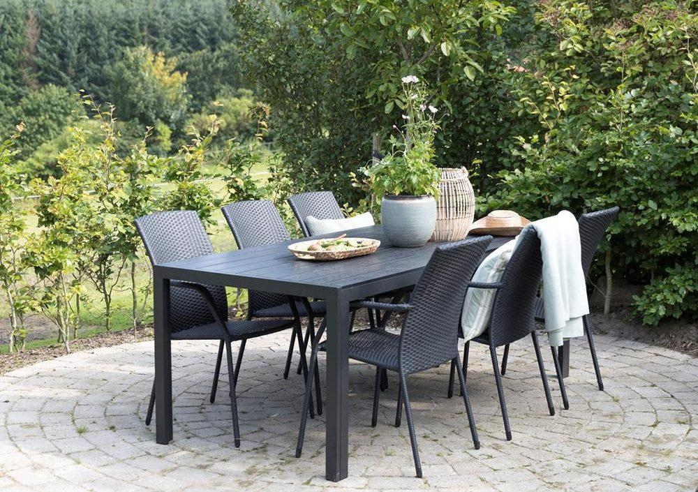 Cool Polyrattan havemøbler - 15 flotte og vedligeholdelsesfrie sæt SK16