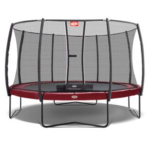 Berg Trampolin Elite + Deluxe net