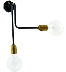 Molecular - dobbelt væglampe fra House Doctor