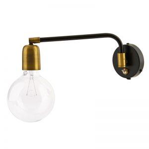 Molecular - gammeldags væglampe fra House Doctor