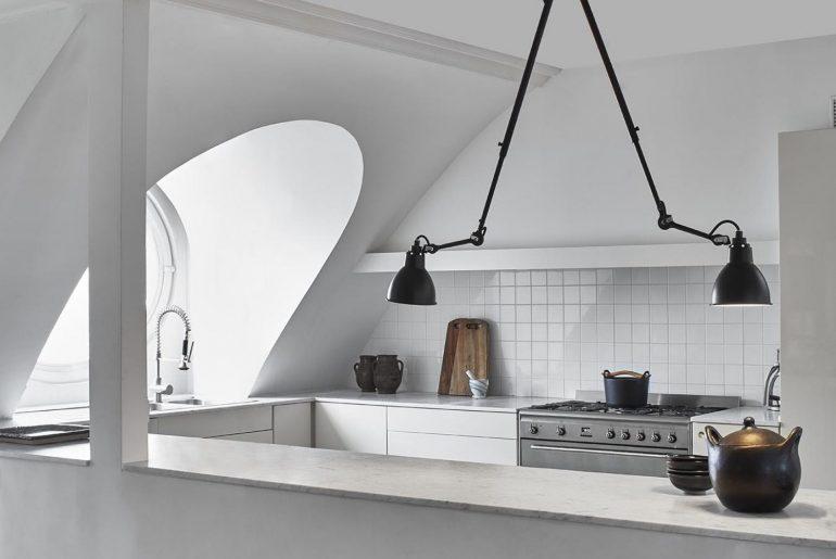 8 smarte loftlamper i moderne design til det stilbevidste hjem