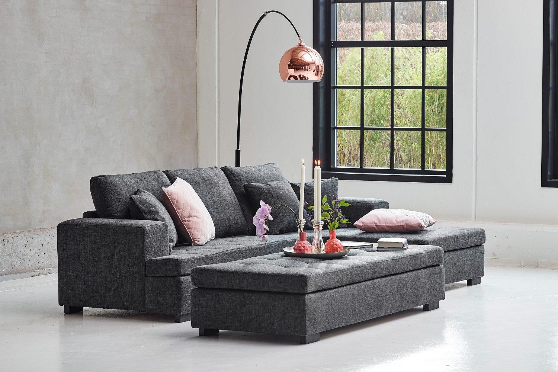 #757847 Meget bedømt Sofa Med Chaiselong 7 Smarte Sofaer Til Stuen Gør Det Selv Lounge Sofa 5699 150010005699