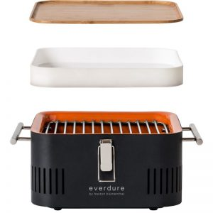 Everdure-Cube-Lille-Transportabel-Grill