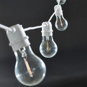 Seneste 6 lyskæder til hyggelig indretning i hjemmet - indendørs og udendørs NU05