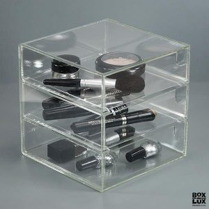 Akryl Box kasser og bokse i akryl - 19 forskellige opbevaringsløsninger i akryl →