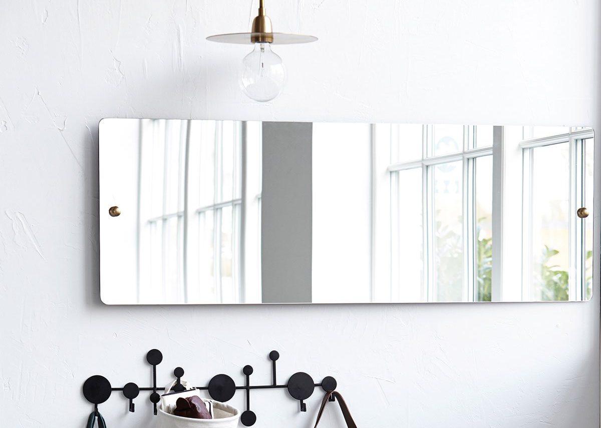 Moderigtigt Stort spejl - 17 af de bedste og flotteste spejle til gulv eller væg FI06