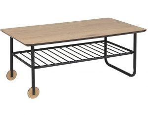 Sofabord med hylde - 15 smarte borde med opbevaringsplads