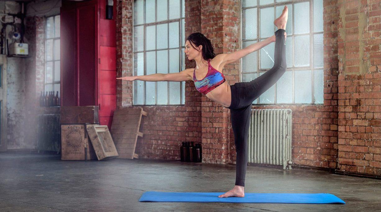 yogamåtte bedst i test