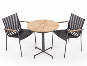 Storslåede Cafesæt - 17 smukke sæt i træ, jern eller polyrattan til hyggehjørnet IO63