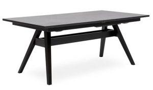 Skovby Nordic SM11 – Stort minimalistisk spisebord med udtræksplader
