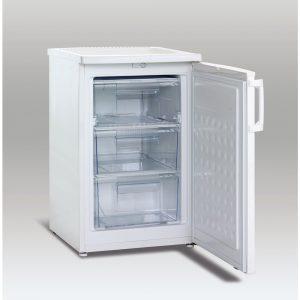 skabsfryser bedst i test