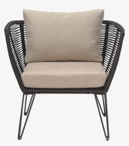 Mundo – Loungestol til brug inden- og udendørs