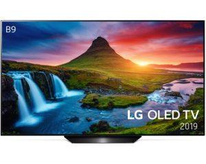"""55"""" LG B9 OLED-tv 4K SMART"""