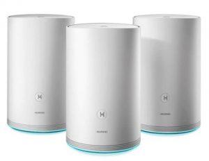 Huawei router WiFi Q2 Pro – Stabil forbindelse selv ved intens belastning