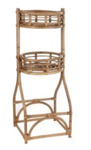 Glimmerindretninger Phyton stort plantebord – stilfuldt design i boheme-stil