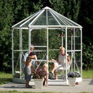 Hera - sekskantet drivhus