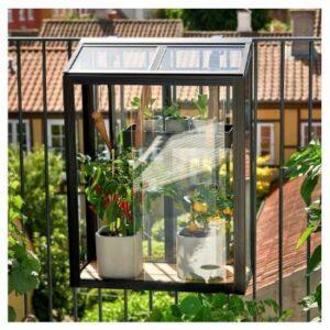 Bedste drivhus til altanen / Juliana Urban Balcony