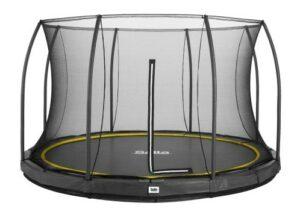 SALTA Comfort Edition Inground trampolin inkl. sikkerhedsnet - Sikre springoplevelser for alle