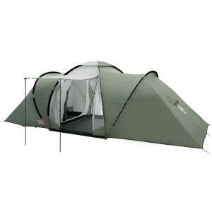 Coleman Ridgeline 6 Plus - brandhæmmende telt til seks personer