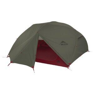 MSR Elixir 4 – bedste 4-personers telt til camping i det fri