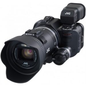 JVC Videokamera High-End GC-PX100BEU