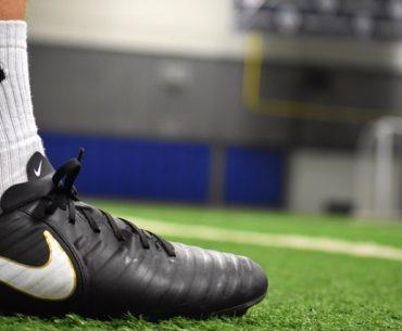 Test af fodboldstøvler 2019
